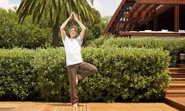 Les 5 postures de yoga pour les débutants