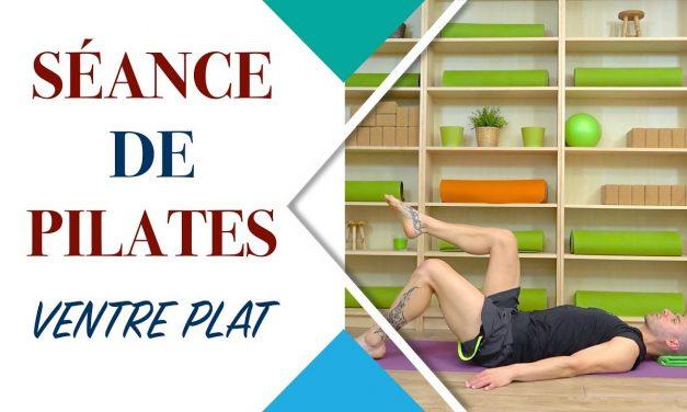 5 exercices de Pilates pour un ventre plat