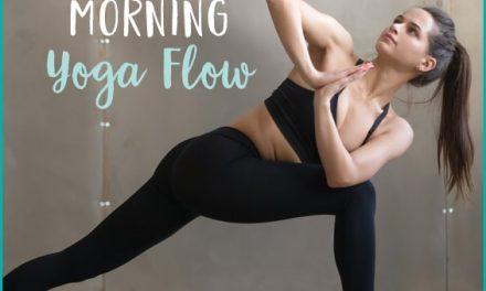 Faites le plein d'énergie avec cette séquence de yoga du matin de 10 minutes