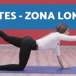 Colonne lombaire PILATES: exercices faciles