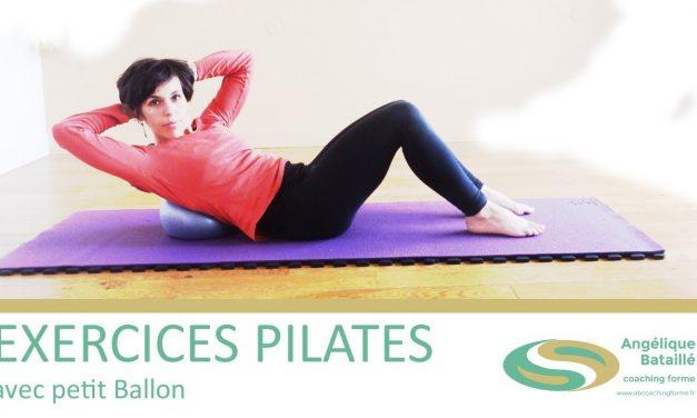 Exercices Pilates avec petit Ballon – nov 2018