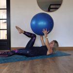 Exercices SWISS BALL à la MAISON – HAPPY COACH
