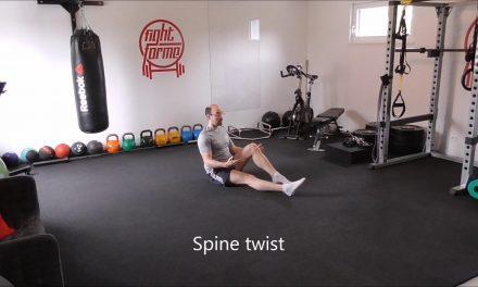 Pilates – Exercices : Partie 2