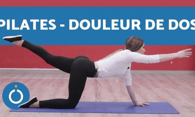 Pilates – ZONE LOMBAIRE/DOULEUR AU DOS