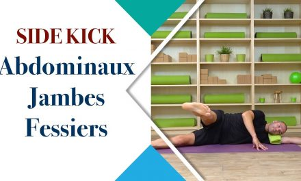 Renforcer les fesses et les muscles profonds de la sangle abdominale avec cet exercice.