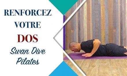 Swan Dive : Renforcez efficacement votre dos avec cet exercice de Pilates