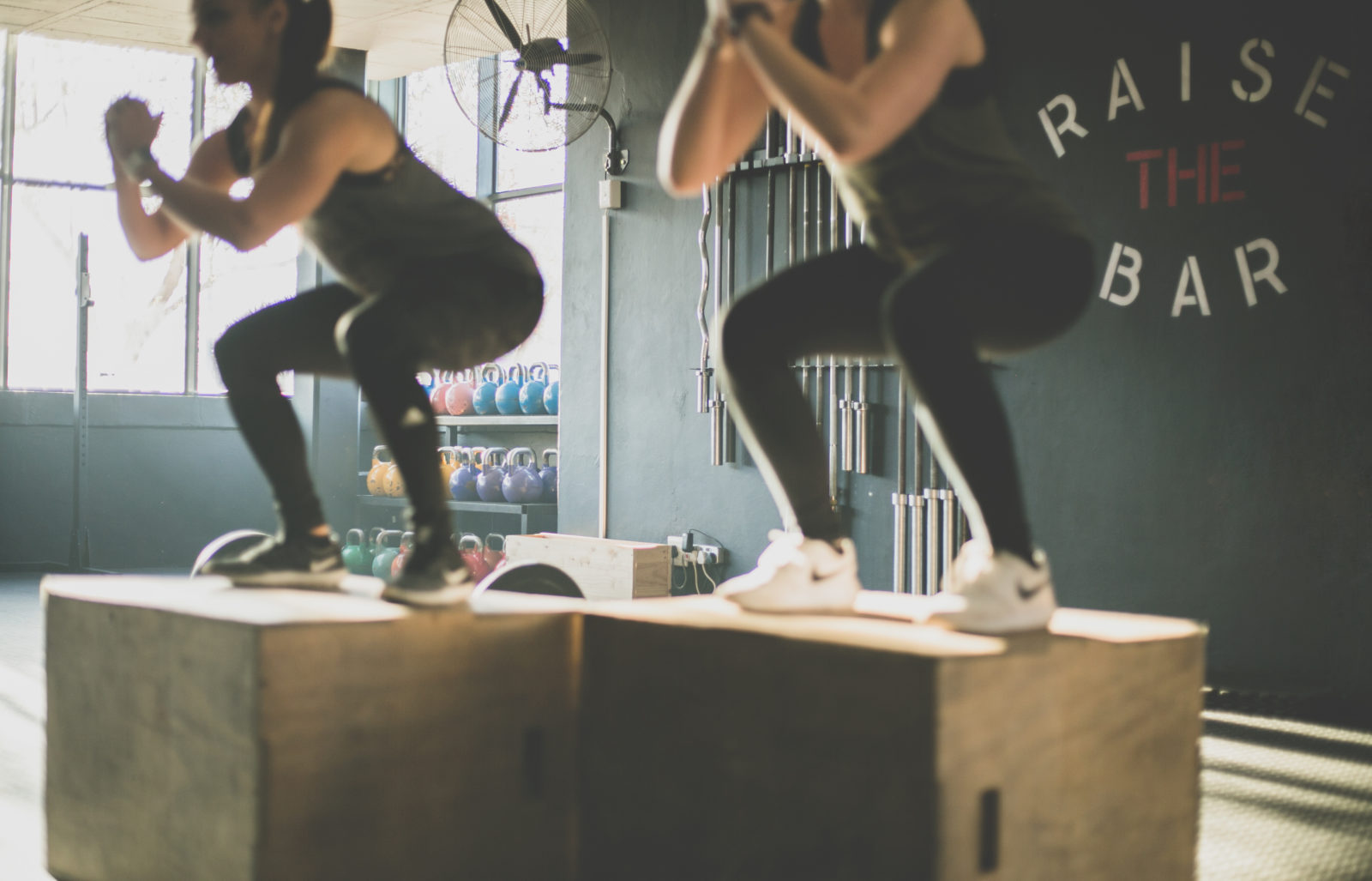 Les différentes raisons de rejoindre un club de fitness