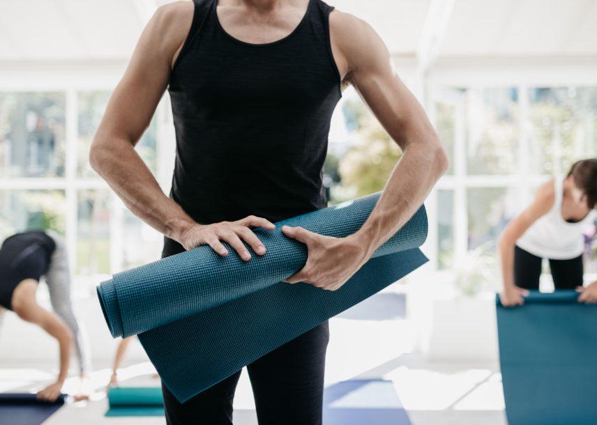 Comment réparer un tapis de yoga glissant