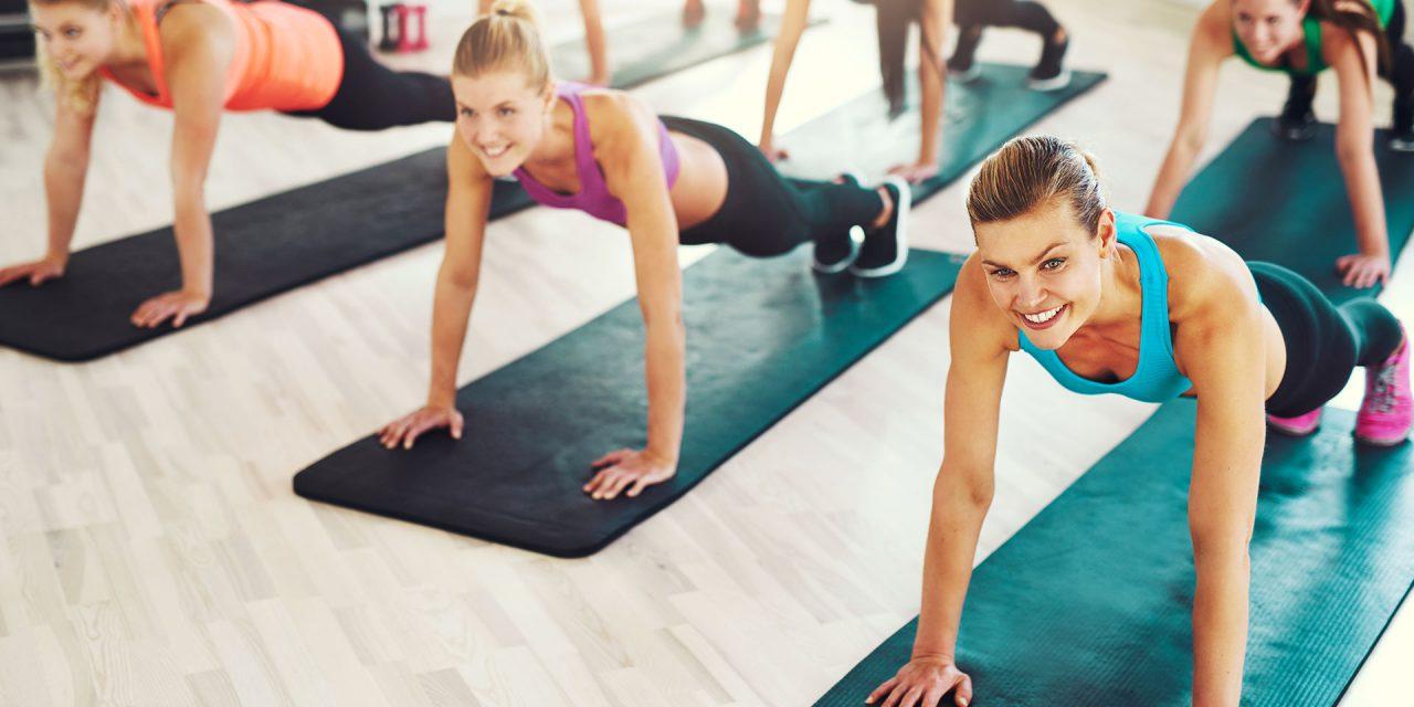 Cinq raisons d'essayer le Pilates