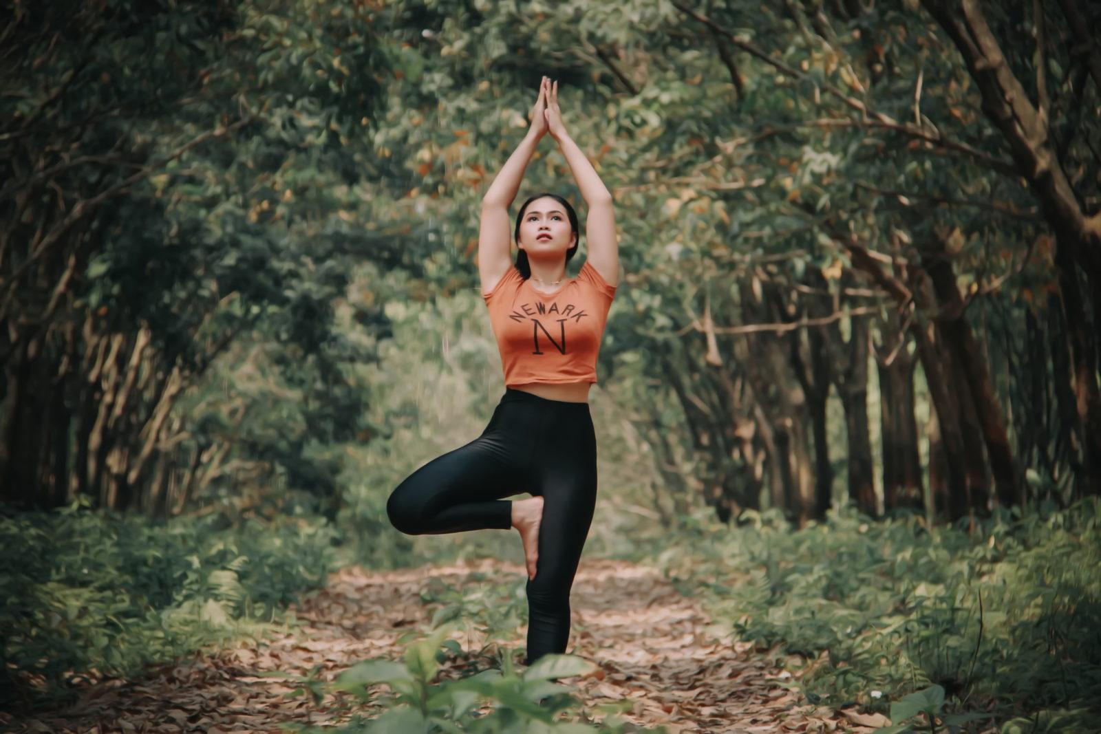 DOGA: Yoga et chiens